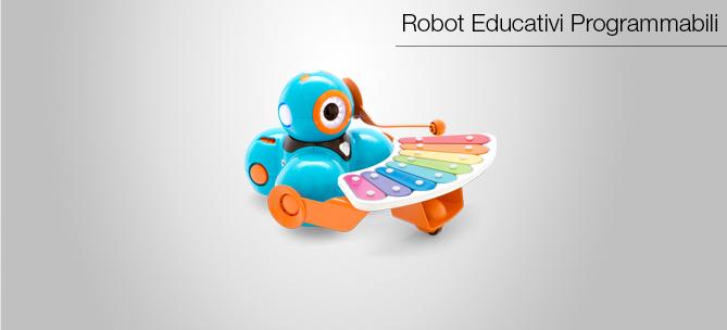 Robot educativi programmabili