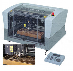 Fresa Incisione 3D Engraving EGX-350