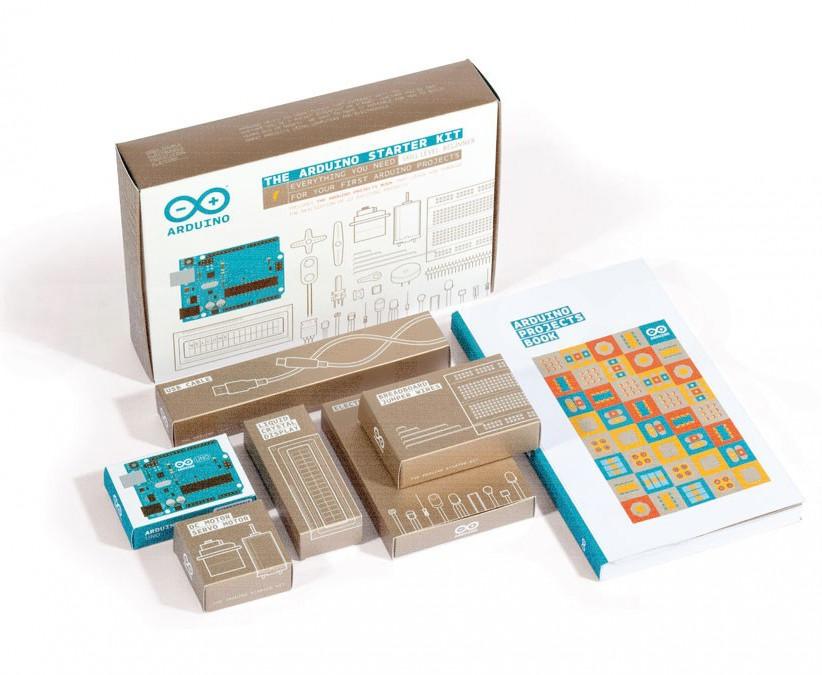 Arduino Starter Kit - English