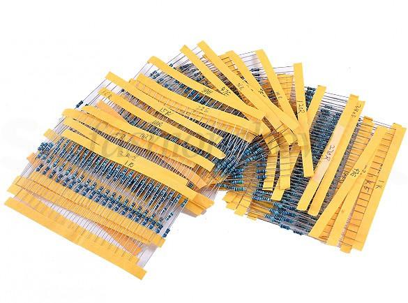 Resistenze 1/4 W Pack -2000 Pz