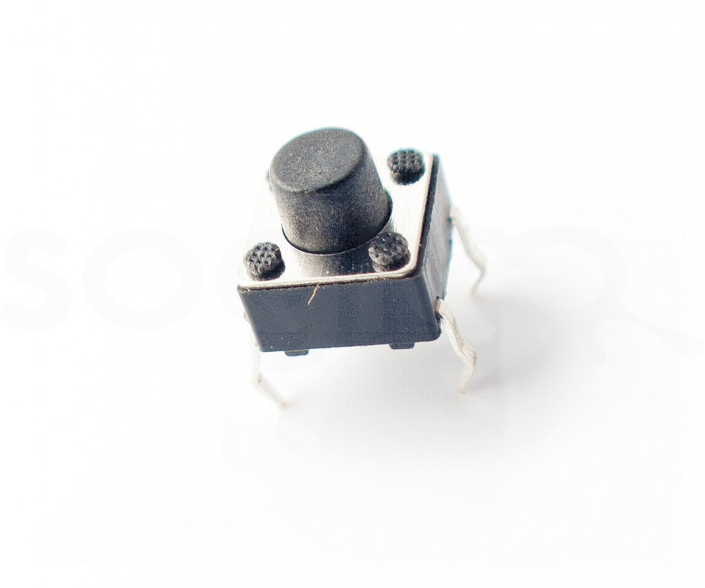 Mini Pulsante da circuito stampato (5 pz)