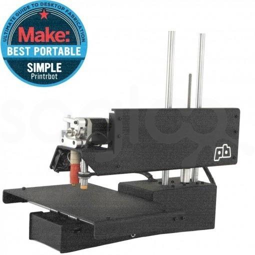 Printrbot Simple Metal - Stampante 3D in metallo - Assemblata