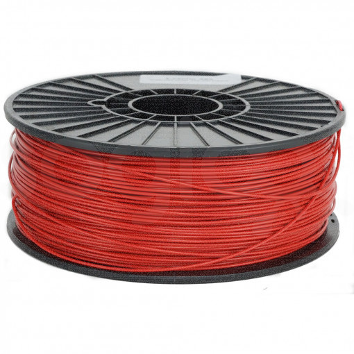 Printrbot filamento ABS colore rosso mattone