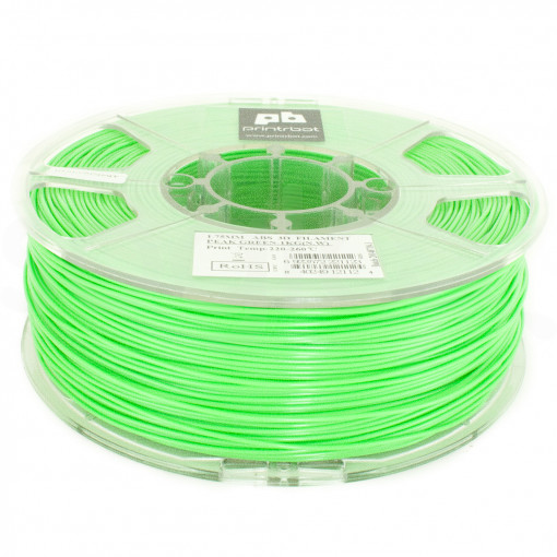 Printrbot filamento ABS colore verde erba
