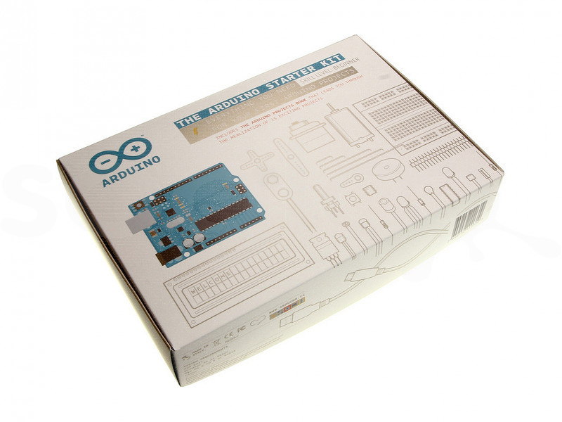 Arduino Starter kit - Spagnolo