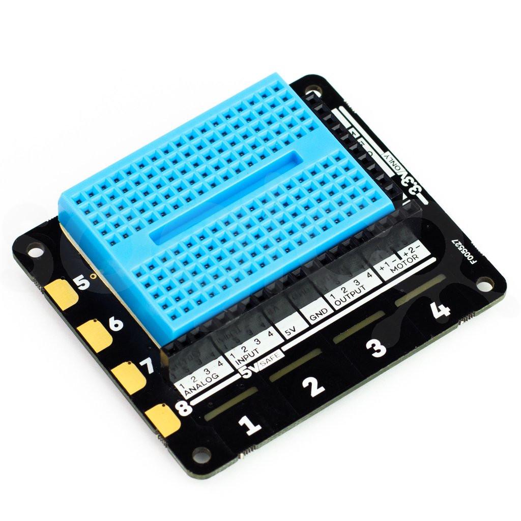 Explorer HAT Pro - shield di prototipazione per Raspberry Pi