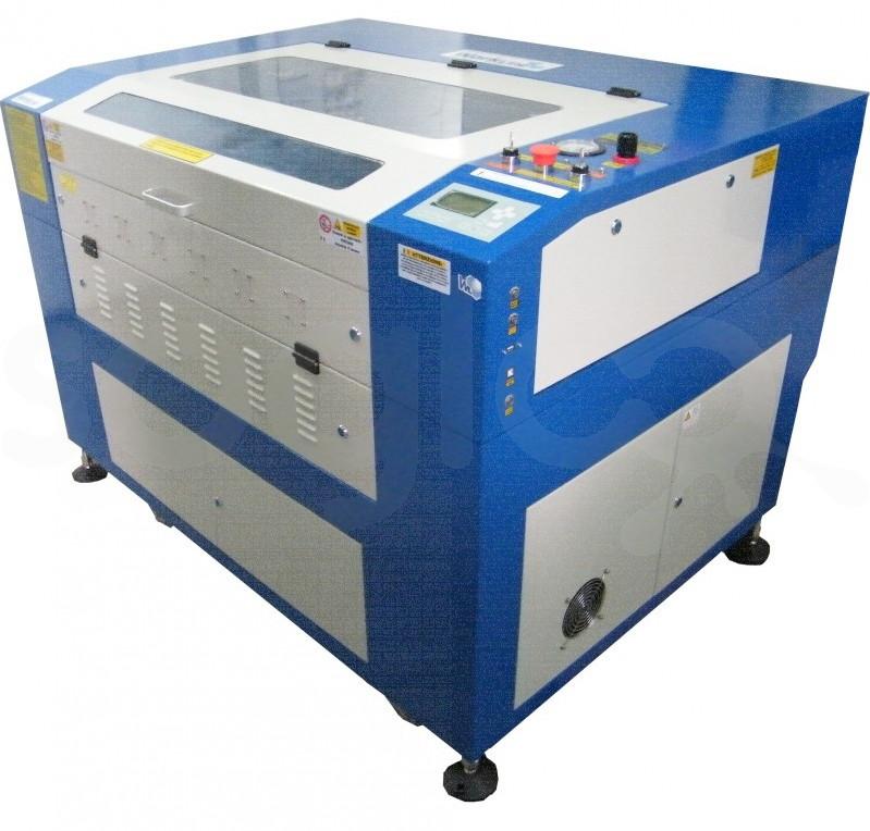 Laser Cutter CO2 area di lavoro 900x600mm 80W