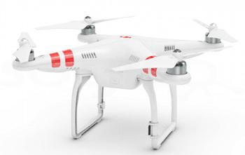 DJI Phantom 2 V.2 RTF Drone con radiocomando