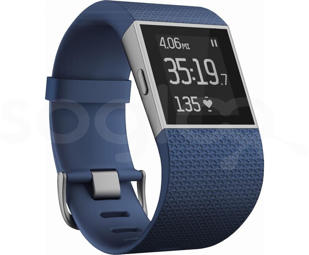 Fitbit Surge Blue L - Super Watch per il Fitness
