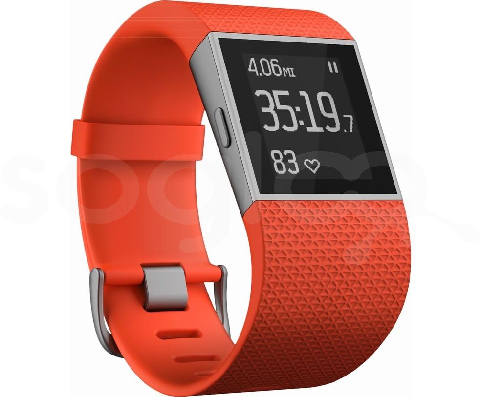 Fitbit Surge Tangerine L - Super Watch per il Fitness