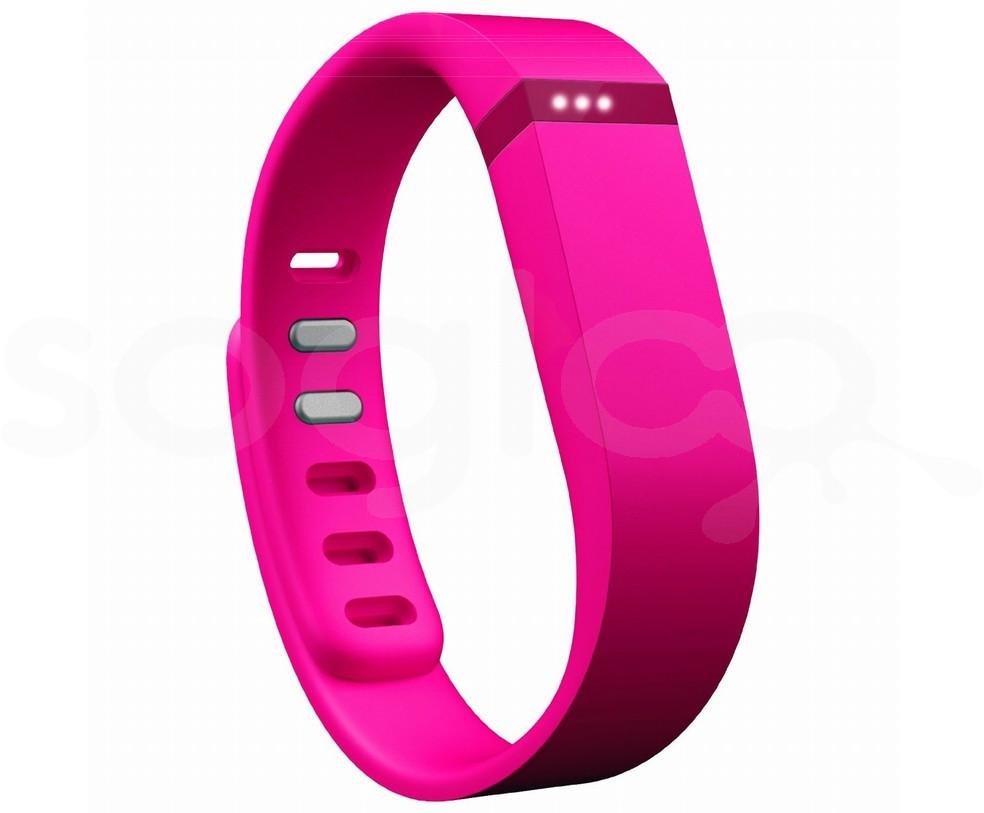 Fitbit Flex Pink - Braccialetto Activity Tracker, sonno e attività