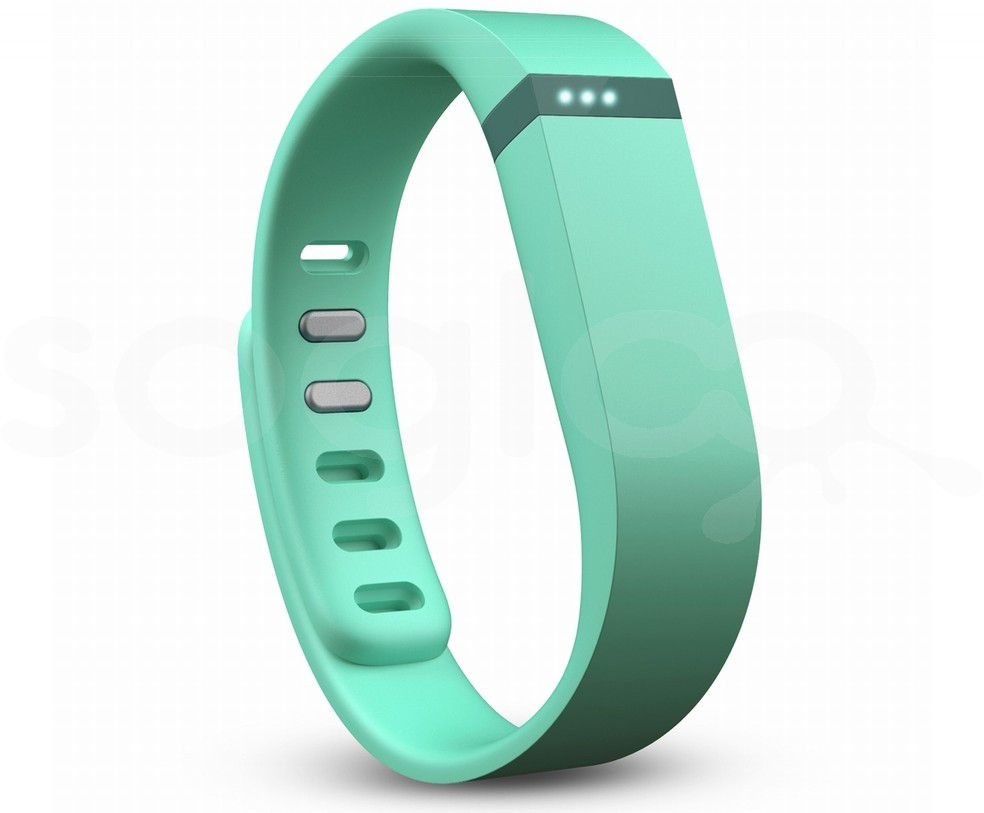 Fitbit Flex Teal - Braccialetto Activity Tracker, sonno