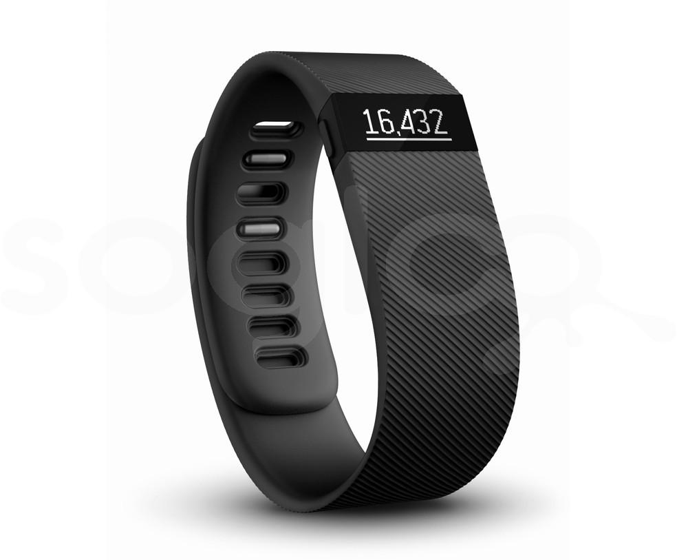 Fitbit Charge Black S - Braccialetto Wireless attivita + sonno