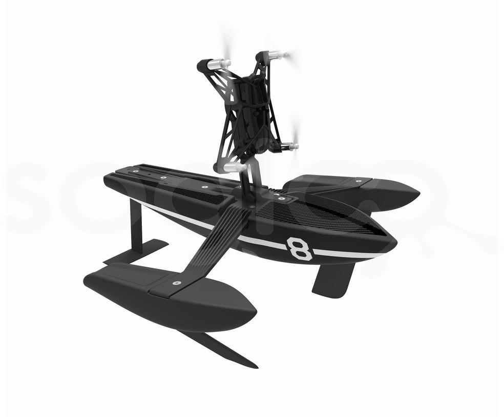 Minidrones - Hydrofoil Orak - Nero