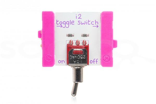 littleBits - Interruttore a levetta