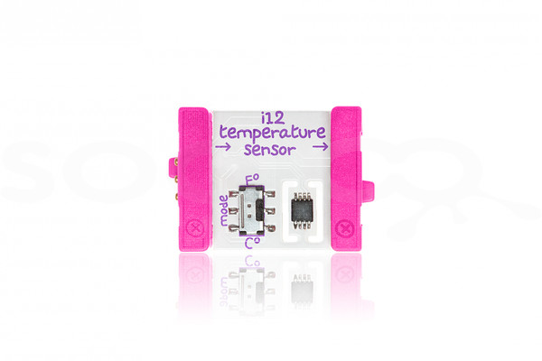 littleBits - Sensore di temperatura