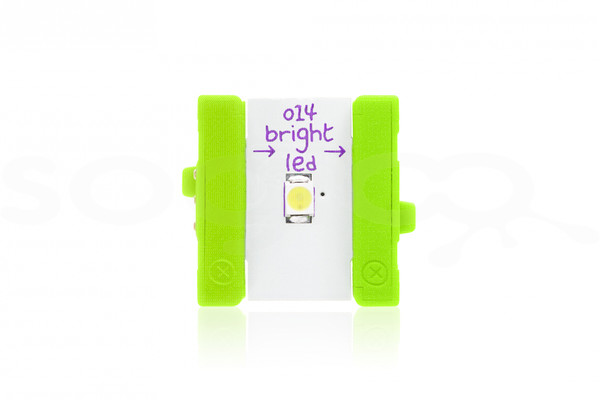 littleBits - LED luminoso