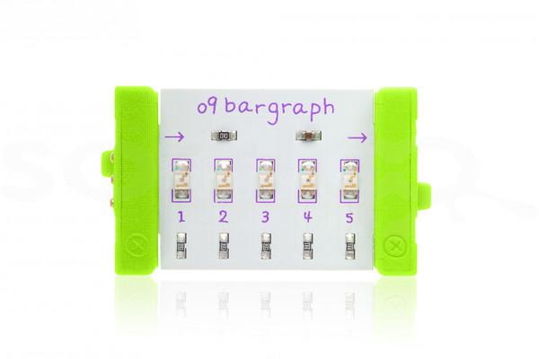 littleBits - Istogramma