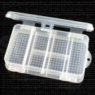 Box porta componenti - 10 compartimenti