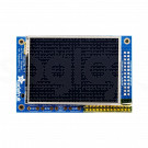 "Schermo Touchscreen TFT per Raspberry Pi - 320x240 2.8"""