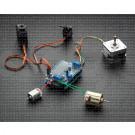 Shield kit per Arduino (motori, stepper e servomotori)