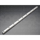 Supported Slide Rail - 15mm wide - 500mm long