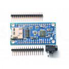 VS1053 Codec + MicroSD Breakout MP3/WAV/MIDI/OGG Play + Record