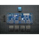 Adafruit 16-Channel 12-bit PWM/Servo Driver I2C interface PCA9685
