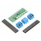 Pololu DRV8835 Dual Motor Driver Kit for Raspberry Pi B+