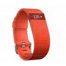 Fitbit Charge Hr Tangerine L - Braccialetto Battito Cardiaco + attivita