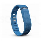 Fitbit Flex Blue - Braccialetto Activity Tracker, sonno