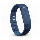 Fitbit Flex Navy - Braccialetto Activity Tracker, sonno