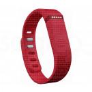 Fitbit Flex Red - Braccialetto Activity Tracker, sonno