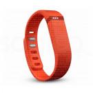 Fitbit Flex Tangerine - Braccialetto Activity Tracker, sonno