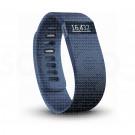 Fitbit Charge Blue L - Braccialetto Wireless attivita + sonno