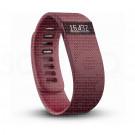 Fitbit Charge Burgundy L - Braccialetto Wireless attivita + sonno
