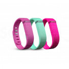 Fitbit Flex Wristbands Accessory Pack Vivid - misura Large
