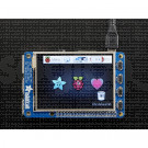 "PiTFT Plus Assembled 320x240 2.8"" TFT + Resistive Touchscreen"
